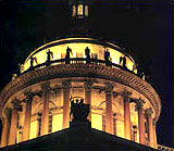 St. Isaac's Cathedral in Nigth