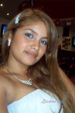 Pretty Colombian Girl
