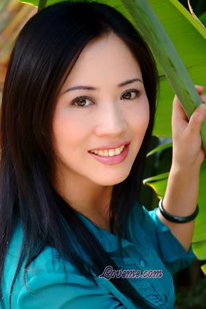 Good looking chinese woman
