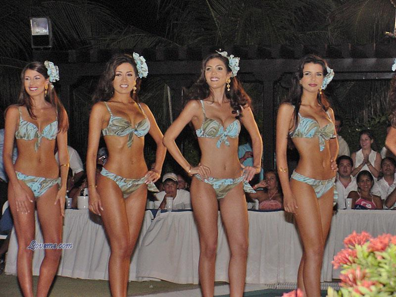 Photos from miss colombia pageant 1104