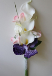 Bouquet of 5 Orchids