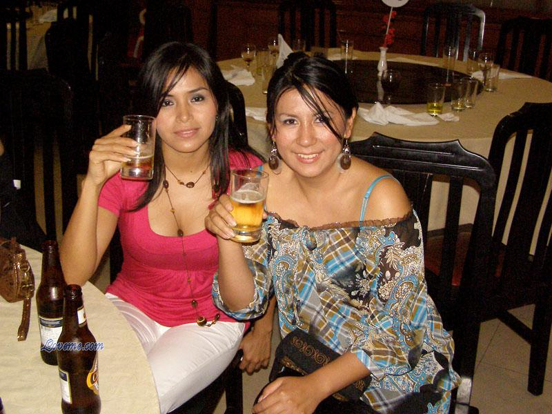 Peru girl photo